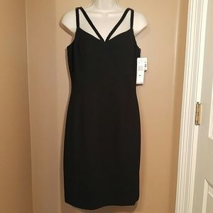 NWT Ladies Black Cocktail Dress